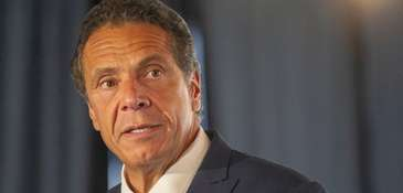 Gov. Andrew M. Cuomo speaks on Thursday about