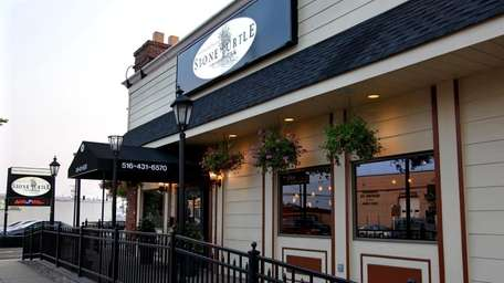 The Stone Turtle is a gastro-pub-style restaurant operated