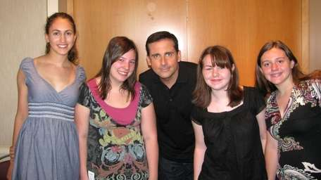 Actor Steve Carell, star of the new movie