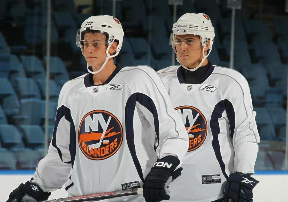 Islanders third-round picks Kirill Kabanov (2010) and Kirill