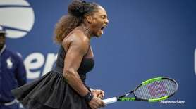 For nearly two weeks, Serena Williams dominated her