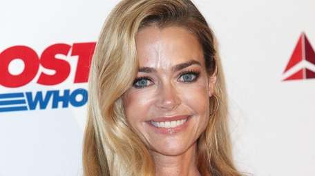 Actress Denise Richards, Charlie Sheen's ex-wife, married again
