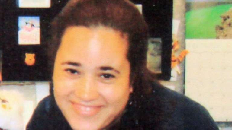 Karolyn Encarnacion, who Suffolk police said was fatally