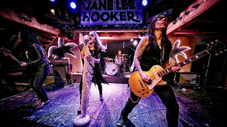 Jane Lee Hooker is among the performers at