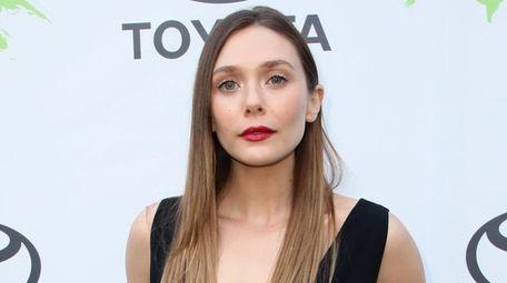 """Elizabeth Olsen stars in """"Sorry for Your Loss,"""""""