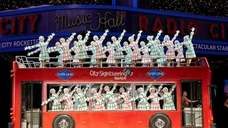 Radio City Rockettes will visit two Long Island