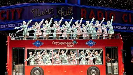 Radio City Rockettes will visit two Long Island