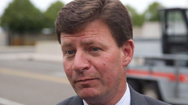 Former Nassau Legis. David Denenberg leaves federal court