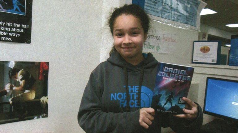 Kidsday reporter Sophia Kahealani Schaeffer reviewed