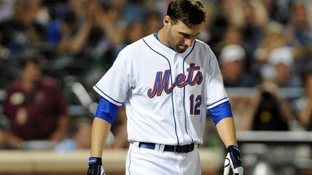New York Mets right fielder Jeff Francoeur #12