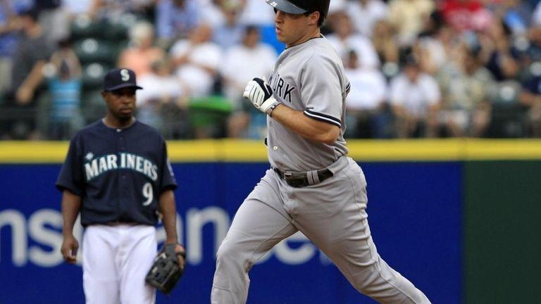 July 9: Yankees 6, Mariners 1 Record: 56-32