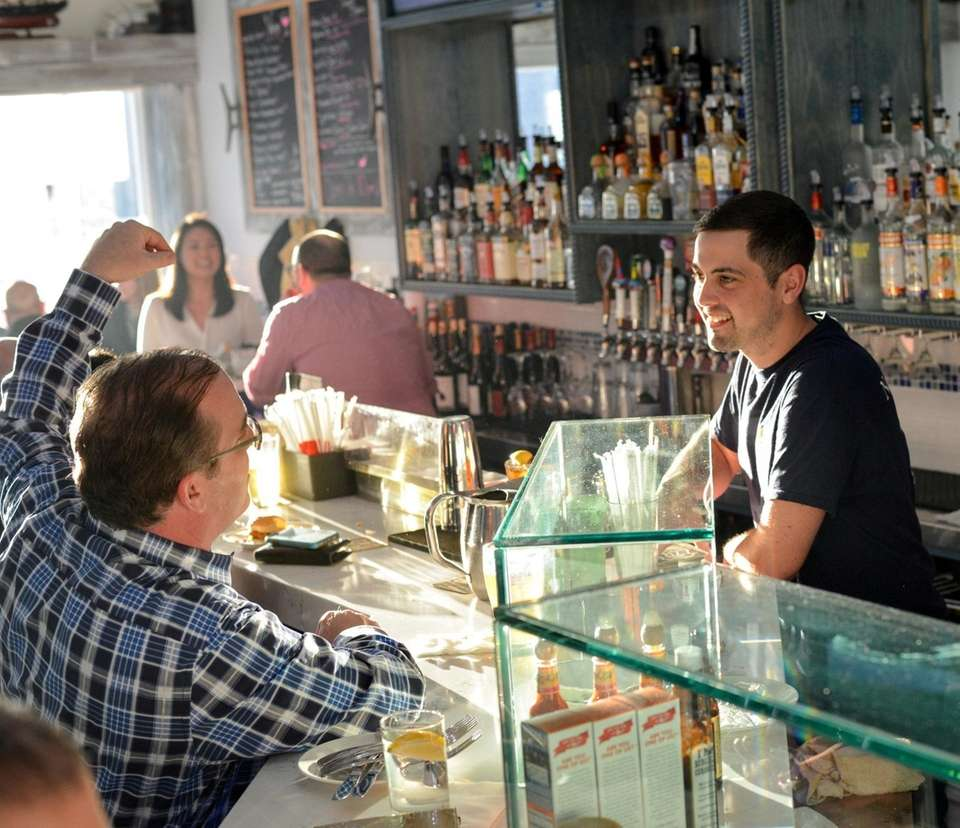 Catch Oyster Bar (63 N. Ocean Ave.) Last