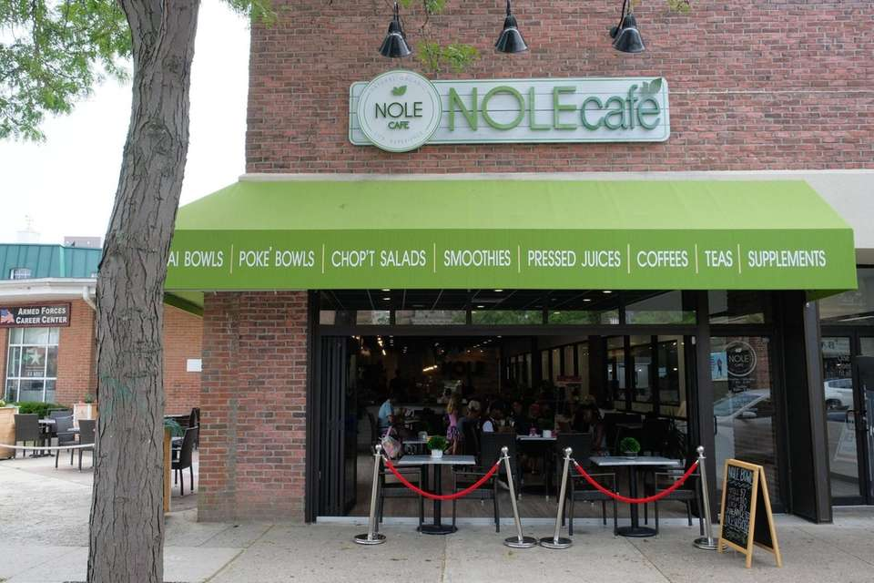 Nole Cafe (90 E. Main St.) It was