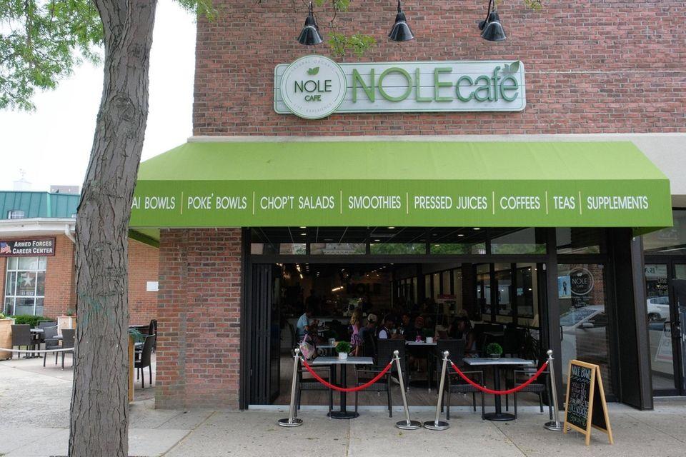 Nole Cafe (90 E. Main St.) It was