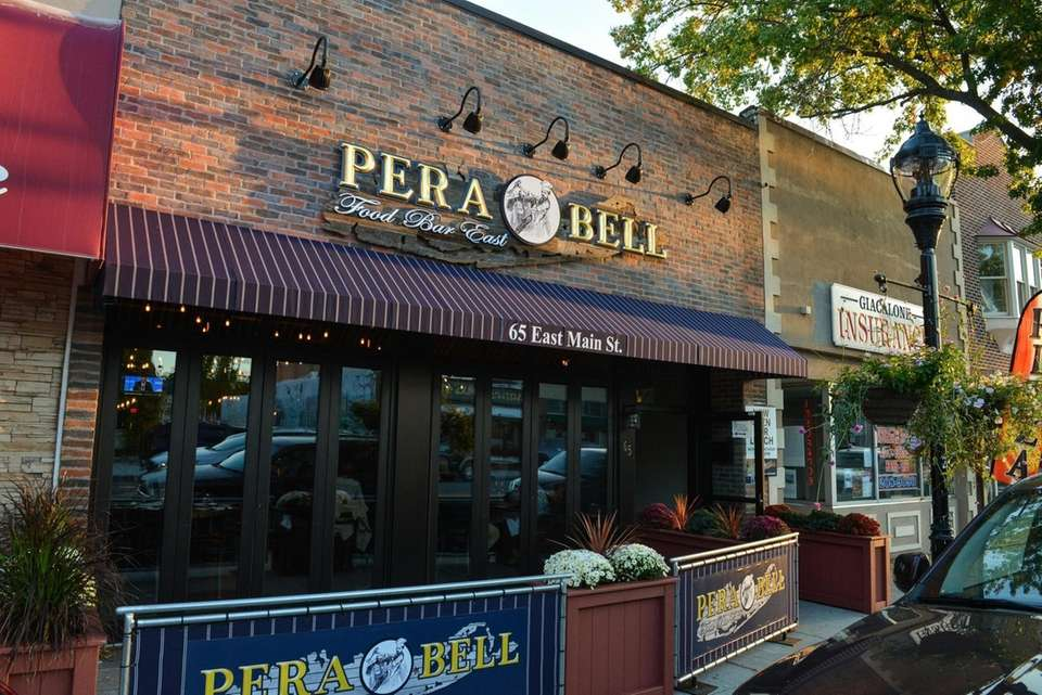 PeraBell Food Bar (69 E. Main St.) As