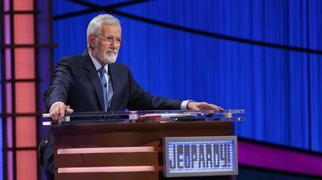 """Alex Trebek --  host of """"Jeopardy!"""" --"""