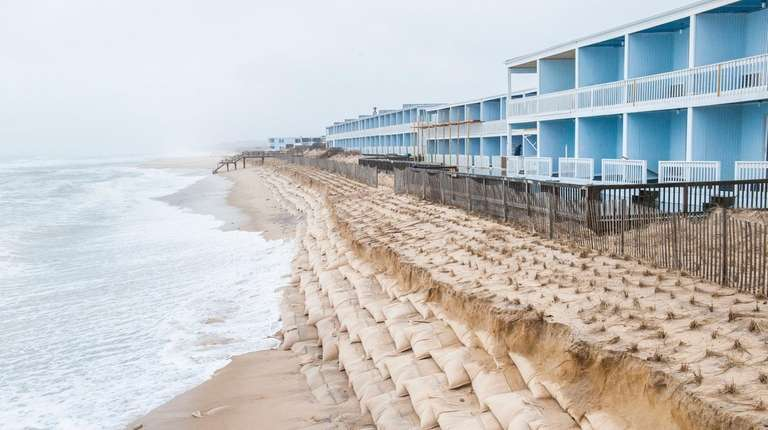 The newly formed Montauk Beach Preservation Committee has