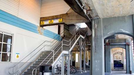 LIRR's Lynbrook station is set for a $17.9