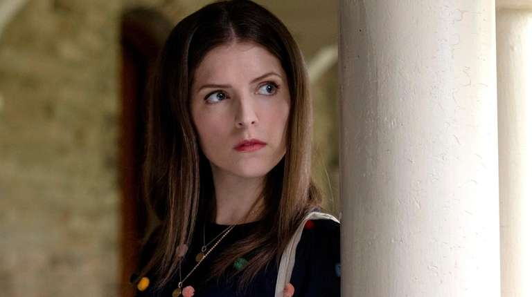 "Anna Kendrick stars in ""A Simple Favor."""