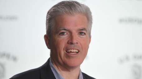 Suffolk County Excecutive Steve Bellone, seen in Southampton