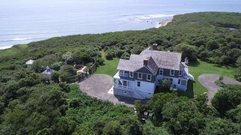 This Montauk home is on the market for