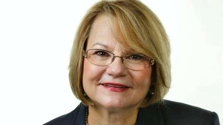 Debra Grimm of Holbrook has been named vice