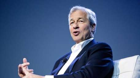 Jamie Dimon, chief executive officer of JPMorgan Chase