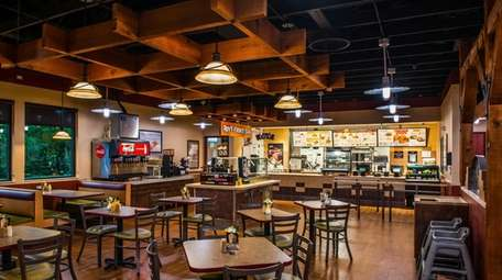 The Roy Rogers Western-style fast-food restaurant planned for