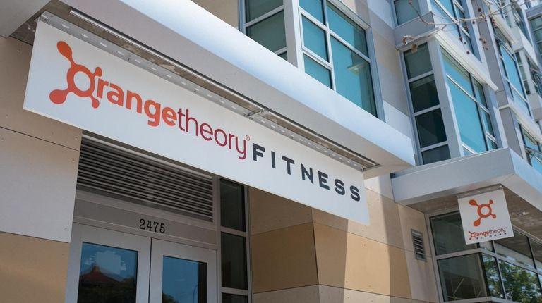 OrangeTheory Fitness, a gym focusing on high intensity