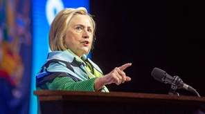 Hillary Clinton endorses Andrew Cuomo for Governor of