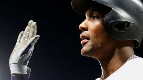 Miguel Andujar's hard work puts him in Rookie of Year