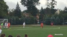 Sacred Heart girls soccer defeated Garden City, 4-1,
