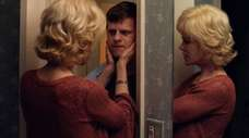 "Nicole Kidman and Lucas Hedges in ""Boy Erased."""
