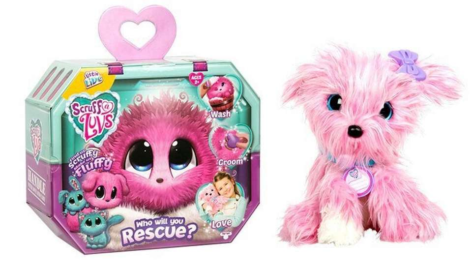 The Scruff-a-Luvs from Moose Toys are a mystery