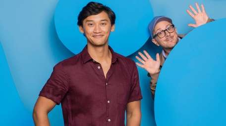 """The new host of Nickelodeon's  """"Blue's Clues"""