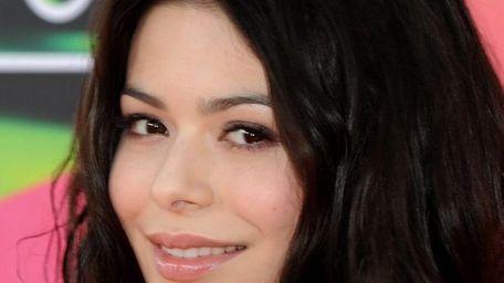 LOS ANGELES, CA - MARCH 27: Actress Miranda