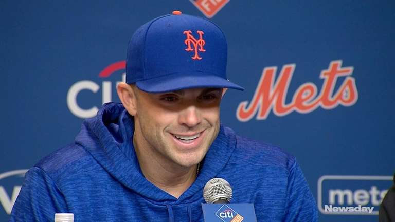 On Thursday, the Mets announced that third baseman