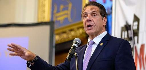 Gov. Andrew Cuomo will be among several candidates