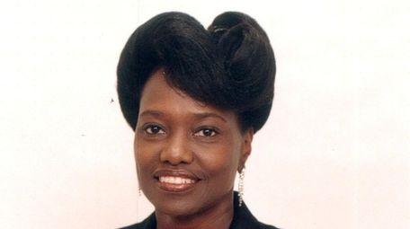 The Rev. Dr. Henrietta Scott Fullard, presiding elder,