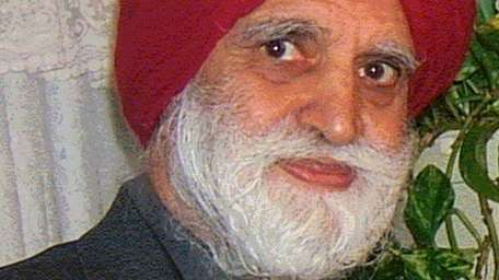 I. J. Singh of Bellmore, author of five