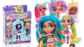 These new surprise dolls with unique hairstyles in