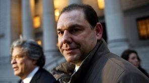 Joseph Percoco, once Gov. Andrew M. Cuomo's closest