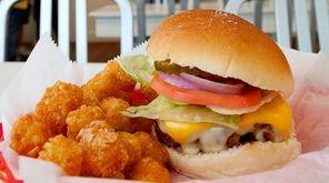 Bay Burger, Sag Harbor: This budget-friendly burger and