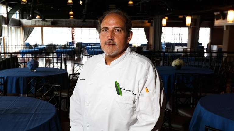 Lenny Messina, now pastry sous chef at Pier