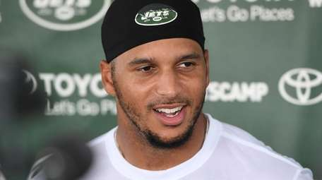 Jets wide receiver Jermaine Kearse, shown here at