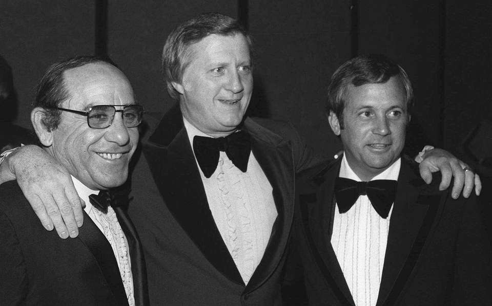 George Steinbrenner with Yogi Berra, left, in 1979.