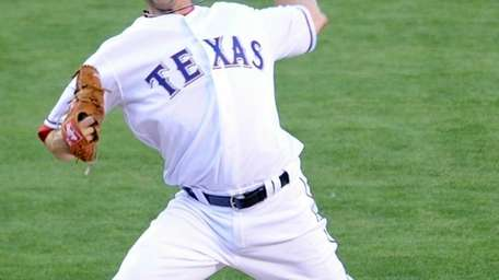 American League All-Star Cliff Lee #33 of the