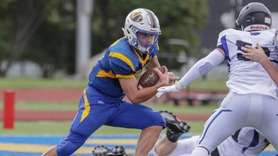 West Islip's Mike La Donna cuts back on