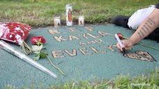 Freddy Cuevas spoke to reporters Saturday, Sept. 15,
