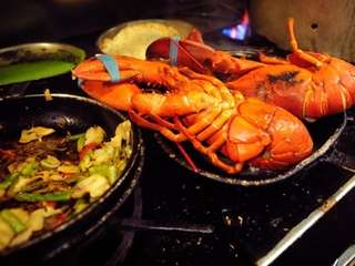 Photos of Lobster night at Nicholas James Bistro